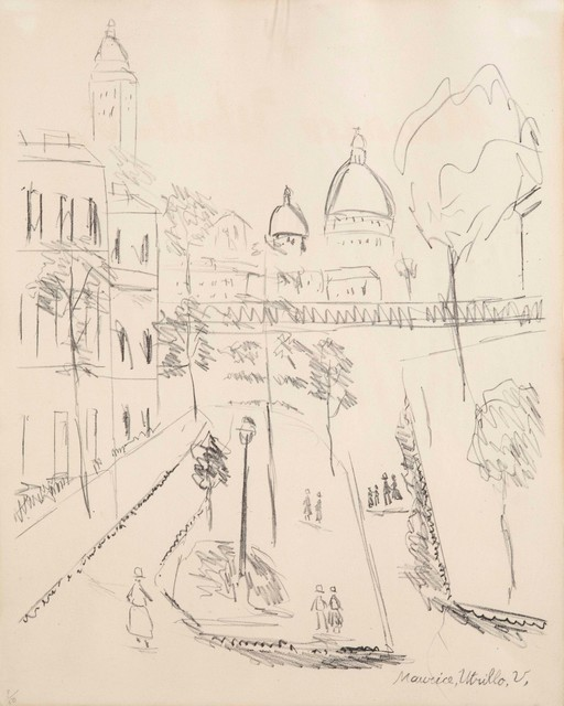 Maurice Utrillo, 'Untitled', Cambi