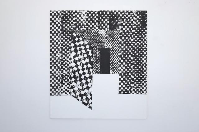 , 'Checkered Doorway,' 2017, Gallery 16