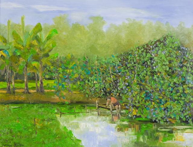 , 'Water Fern Pond,' 2007, Ai Bo Gallery