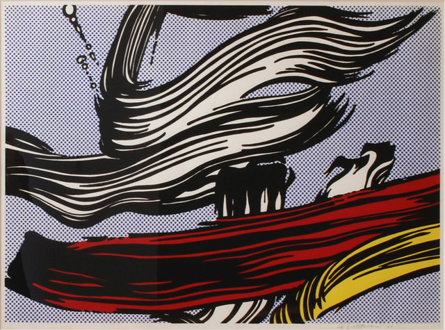 , 'Brushstrokes (Cortlett 45),' 1967, Joseph K. Levene Fine Art, Ltd.