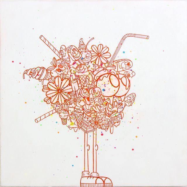 "Chris Uphues, '""The Soda Jerk""', 2019, Wyn317"