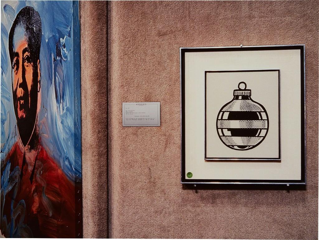 Untitled (Mao/Lichtenstein)