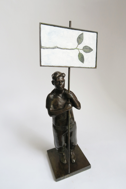 Pedro Ruiz, 'Leaflets of Life', 2019, Beatriz Esguerra Art