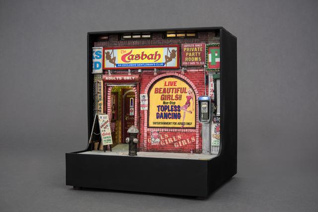 , 'Casbah Club,' 2008, Hollis Taggart Galleries