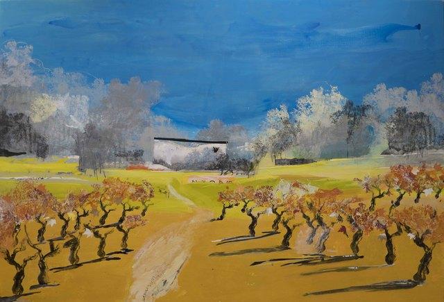 , 'Saint Emilion,' 2017, Caldwell Snyder Gallery