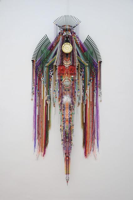 , 'Tribal Chief Series 6,' 2015, Richard Koh Fine Art