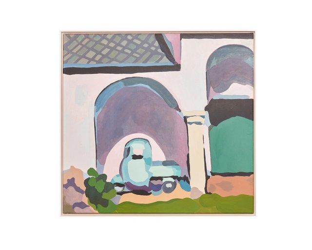 , 'Chiesa con Ape,' 1998, Bode Gallery
