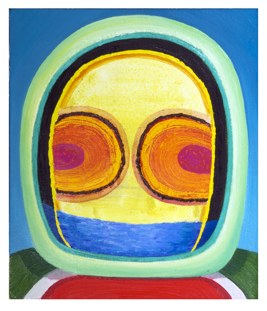 , 'Hey, Hey Spaceman,' 2014, FRED.GIAMPIETRO Gallery