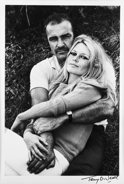 Terry O'Neill, 'Sean Connery And Brigitte Bardot', 1967, Chiswick Auctions