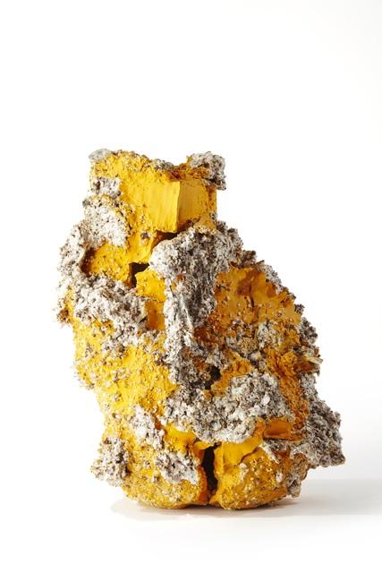 , 'Orange Raining Stone,' 2017, Jason Jacques Gallery