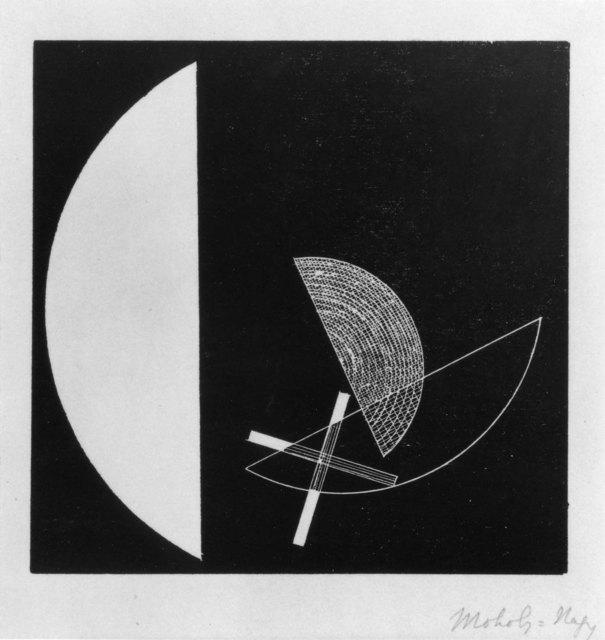 , 'Segments of a Circle with Cross,' 1923, Alice Adam Ltd.