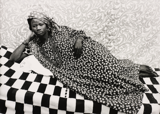 Seydou Keïta, 'Untitled (Odalisque)', 1956-1957, Phillips