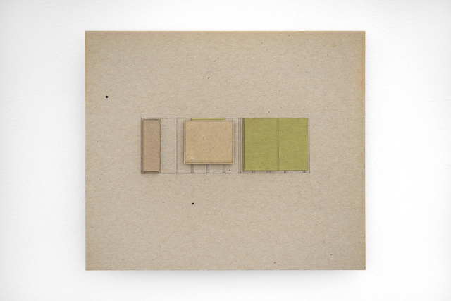 , 'Bar Mill (Partition Study),' 2015, PDX CONTEMPORARY ART