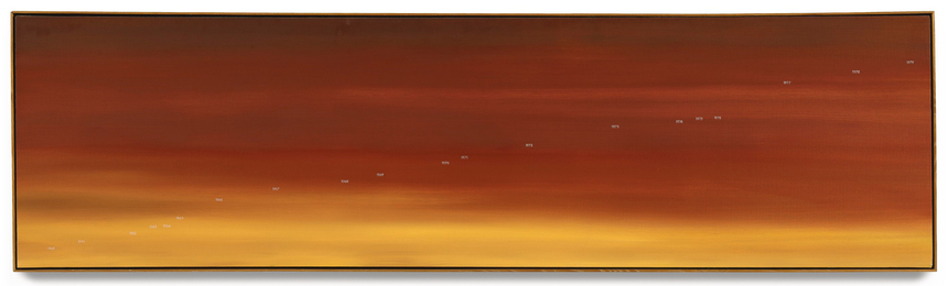 Ed Ruscha, 'The Sixties and Seventies,' 1979, Sotheby's: Contemporary Art Day Auction