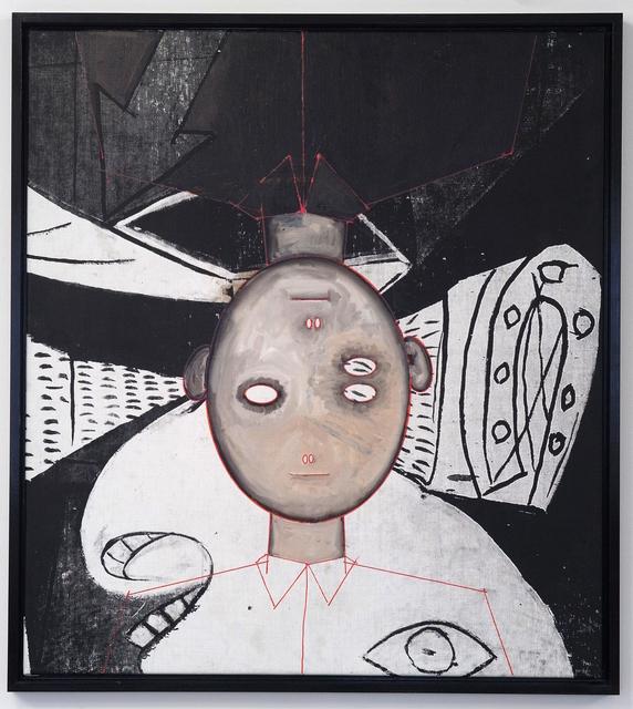 , 'A.O.: Penrose F,' 2016, Galerie Guido W. Baudach