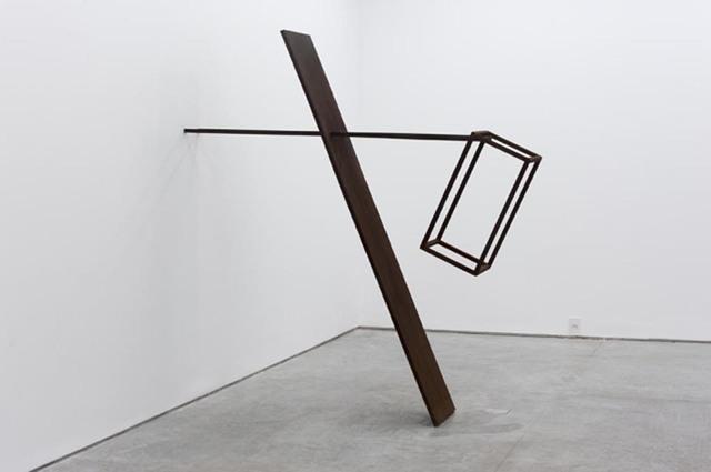 , 'Chapa/Chão,' 2013, Galeria Nara Roesler