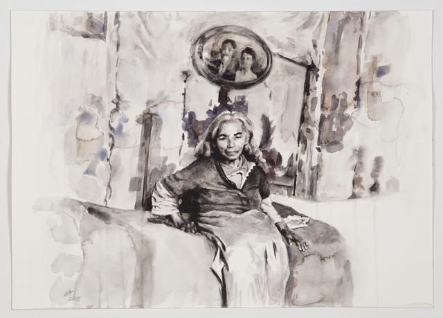 , 'Home,' 2016, Nancy Hoffman Gallery