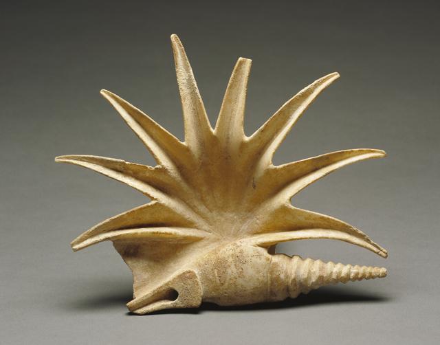 'Shell', ca. 425 BCE, J. Paul Getty Museum