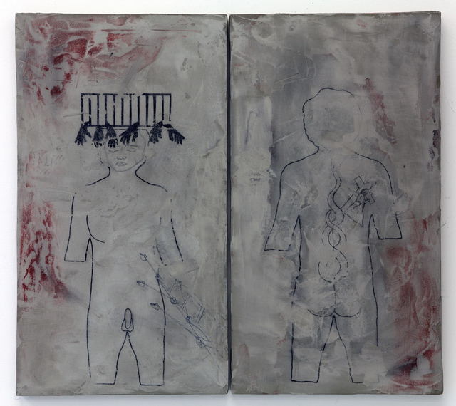 , 'Sin título V,' 2012, Sabrina Amrani