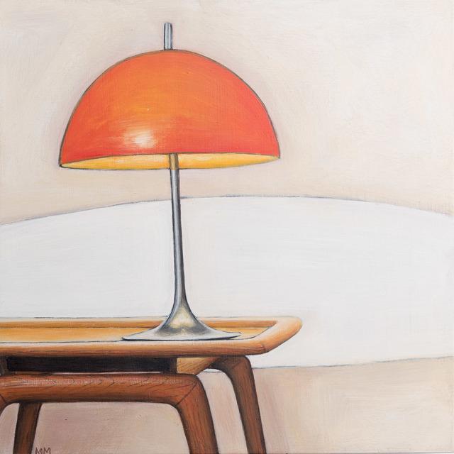 , 'Mushroom Lamp,' 2016, Lustre Contemporary