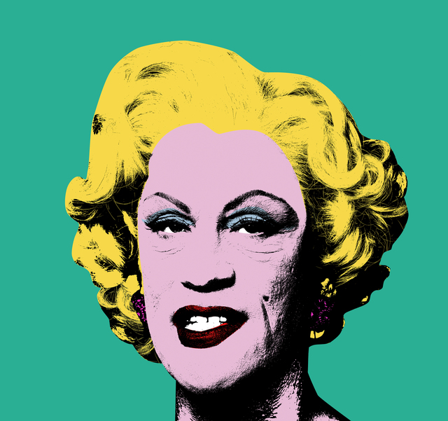 Sandro Miller, 'Andy Warhol / Green Marilyn, 1962 ', 2014, Fahey/Klein Gallery