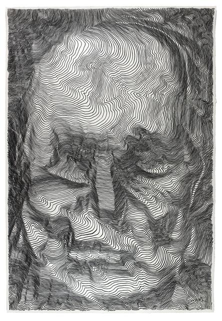 , 'Olmec #8,' 2014, V1 Gallery
