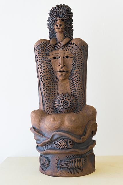 , 'Amazon Goddess,' 2017, Craig Krull Gallery