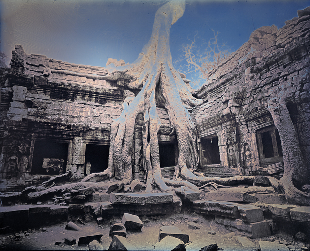 , 'Angkor Thom Ruins,' 2017, Lisa Sette Gallery