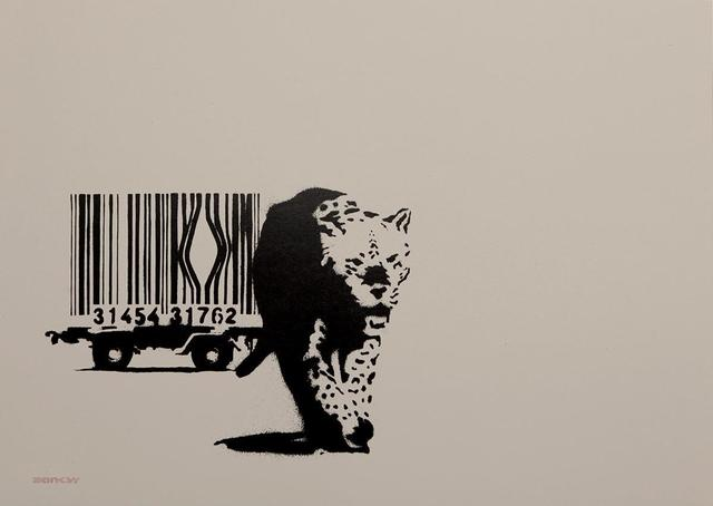 , 'Barcode,' 2004, Maddox Gallery