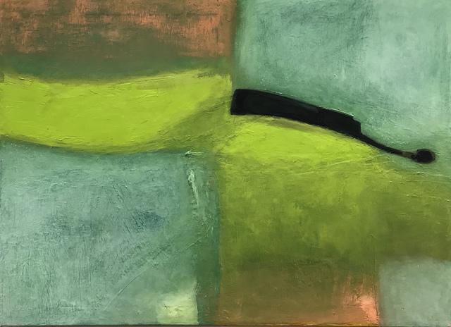 Rita Moreno, 'Pensamiento líquido', 2018, Painting, Oil on canvas, ENCANT