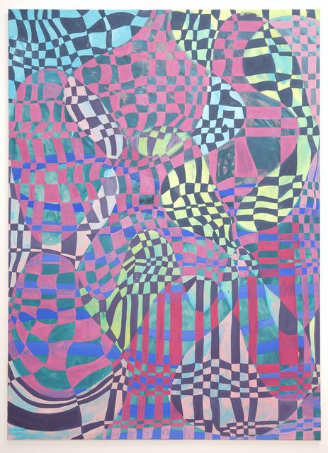 , 'Bongzimmer mit Aussicht Anno 1994,' 2018, Espace D'art Contemporain 14N 61W