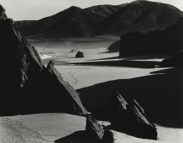 , 'Garrapata Beach,' ca. 1954, Photography West Gallery
