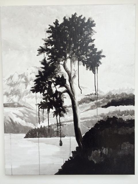 , 'Trees –Pottes#65 ,' 2018, Nathalia Tsala Gallery