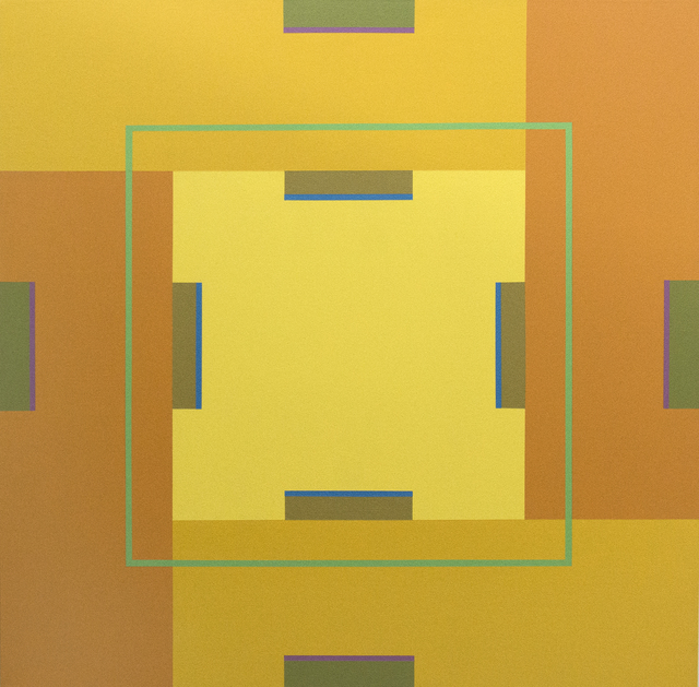 , 'Summer Sun,' 2001, Oeno Gallery