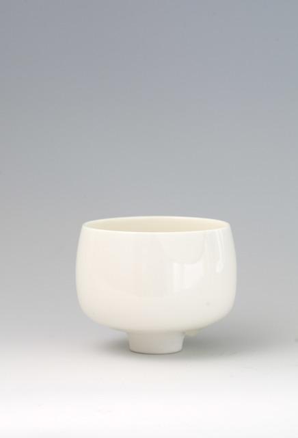 Ryota Aoki, 'White Foam Glaze Tea Bowl', 2009, Ippodo Gallery