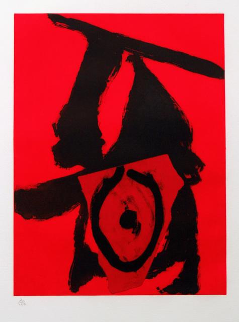 , 'The Red Queen,' 1989, Bernard Jacobson Gallery