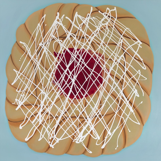 , 'Cherry Danish,' 2016, Freight + Volume