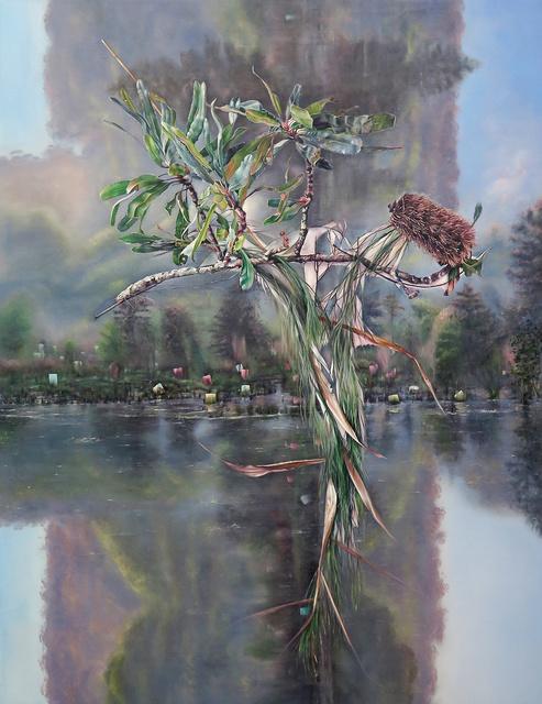 , 'Bundanon anew - One more night (After Michael Kiwanuka) ,' 2018, Flinders Lane Gallery