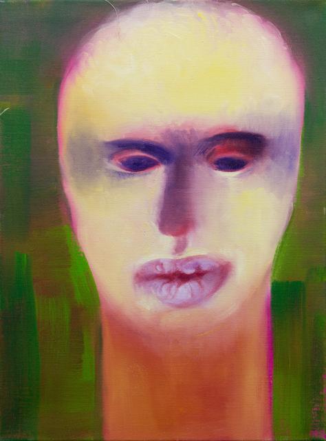 , 'Im Fernsehen Gesehen ,' 2011, Coleccion SOLO
