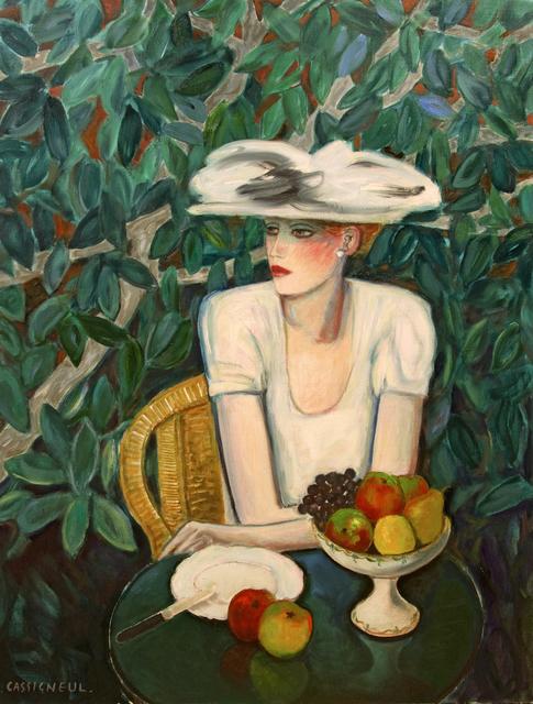 Jean-Pierre Cassigneul, 'Les Fruits sur la table', 2005, Guarisco Gallery