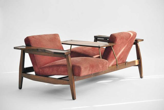 , 'Loveseat,' 1958, Casati Gallery