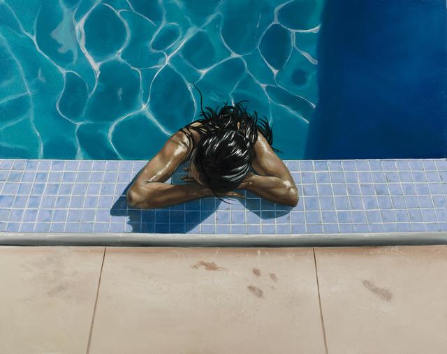 """, '""""Summer Ledge"""",' 2013, Julie Zener Gallery"""