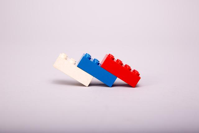 ", 'Toy bricks ""Lego"",' 1958, MAKK – Museum für Angewandte Kunst Köln"