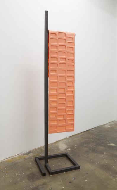 Nicolas Lobo, 'Cell phone figure', 2012, Nina Johnson