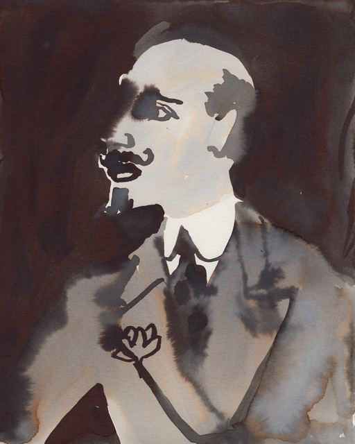 , 'Gabriele d'Annunzio,' 2016, Less is More Projects