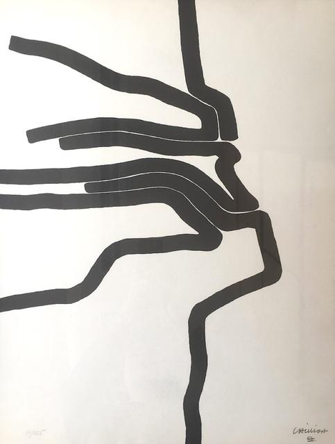 Eduardo Chillida, 'Affiche no.87', 1964, Wallector