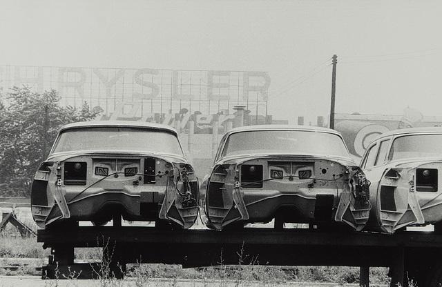 Robert Frank, 'Detroit', 1955, Phillips