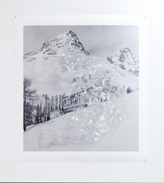 , 'Holday Homes Series | St. Moritz,' 2017, DAS ESSZIMMER