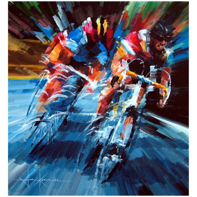 , 'Break Away,' 2012, Whyte Fine Art