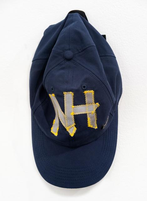 , 'Navy cap (Peter),' 2018, UNION Gallery